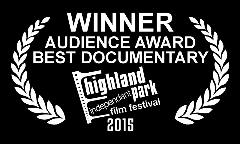 Highland Park Independent Film Festival Audience Award Laurels