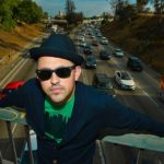 Xavi Moreno in East LA Interchange with the copyright © 2016 Photo by Chris Chew/Bluewater Media